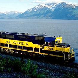 Train North to Denali