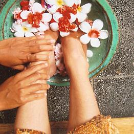 Foot bath/spa