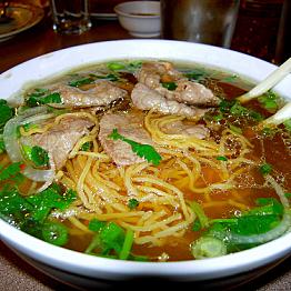 Eat Pho Soup