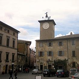 Lunch in Orvieto