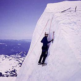 Fox Glacier hike and ice climbing