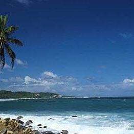 Catamaran between Dominica and Saint Lucia