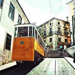 Hill Climbing Tram