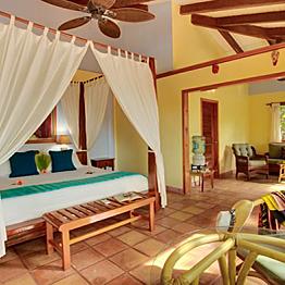 Seven Nights in a Beachfront Honeymoon Suite