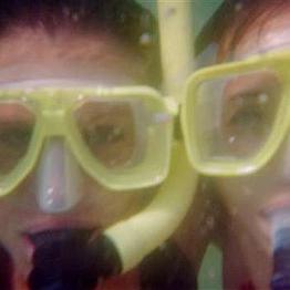 Snorkeling at Shell Island