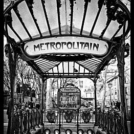 5 day Paris Metro Pass