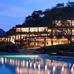 Two Nights at Heritance Kandalama Hotel