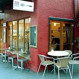 Snack at Vudu Cafe