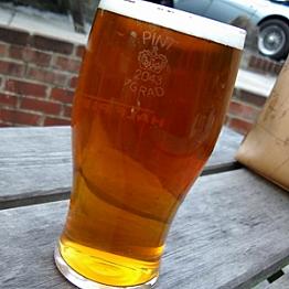 Walk along the River Thames Pub Crawl
