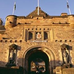 Tour of Edinburgh Castle