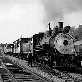 Train from London to Southampton