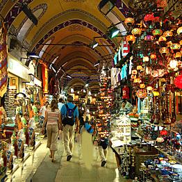 Grand Bazaar, here we come!