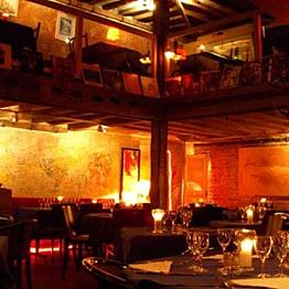 Parisian Jazz Club