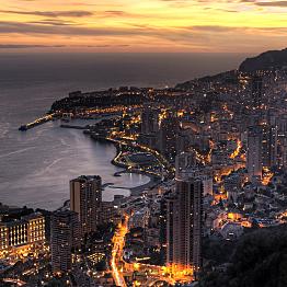 Helicopter Ride over Monaco
