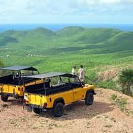 Christoffel Park Jeep Safari