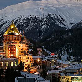 Hotel in St. Moritz