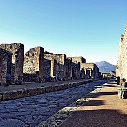 Admission to Pompeii ruins