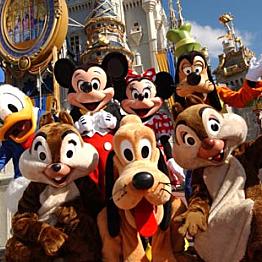 A whole world of Disney