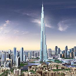 Hotel Stay in Dubai