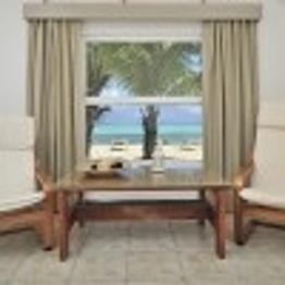 Beach Front Suite Upgrade