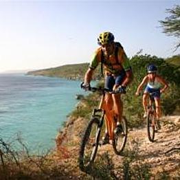 Mountain Biking Curacao