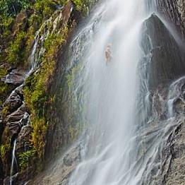 Antelope Falls Rappelling
