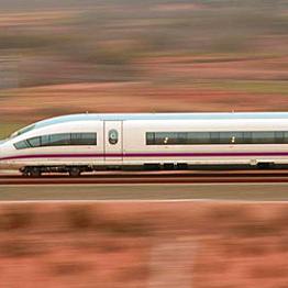 Barcelona to Jerez by Rail