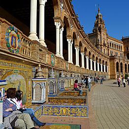 Accommodation in Sevilla, Spain