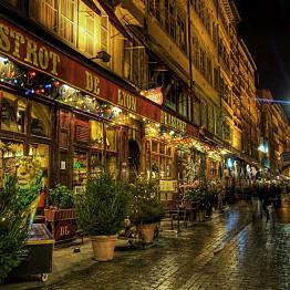 Accommodation in Lyon, France