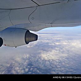 Flight to Europe