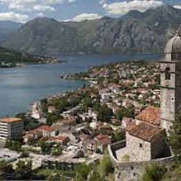 Day trip to Montenegro.