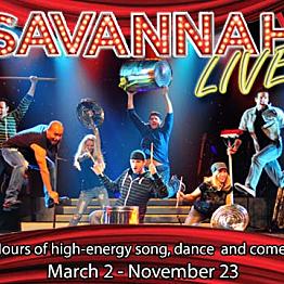 Savannah Live @ Savannah Theatre