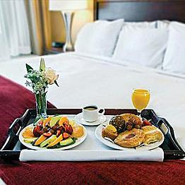 Hyatt Room Service