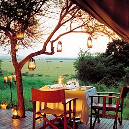 Final Safari Dinner