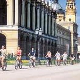 Bike Tour of Munich