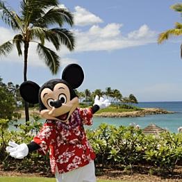 First stop...Disney!