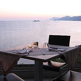 Dinner at Hosteria Il Pino