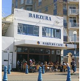 Brunch at Barzura