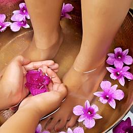 Foot Massages!