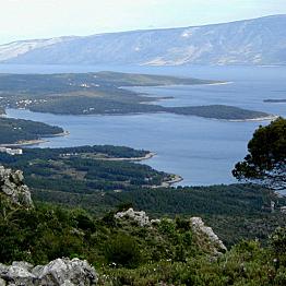 Ferry Ride to Hvar Island