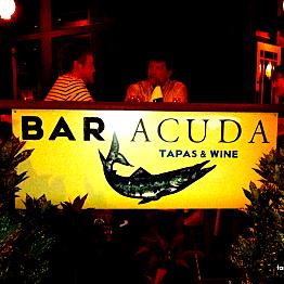 Tapas at BarAcuda