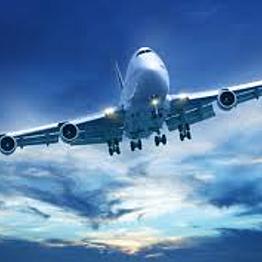 Flight to Tanzania