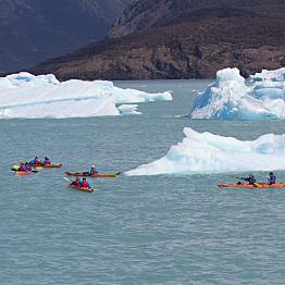 Upsala Glacier Kayak Experience