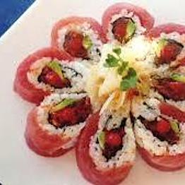 Day 2: Dinner at Sakura Sushi