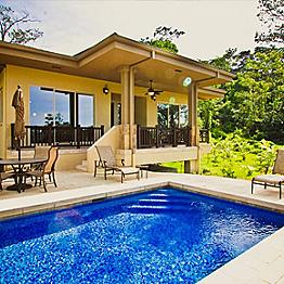 Beach Villa on Isla Bastimentos