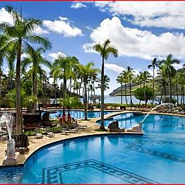 Accommodations: Kauai Marriott Resort