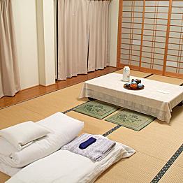 A Night in a Ryokan