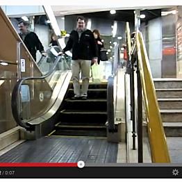 Mini Escalator Excursion