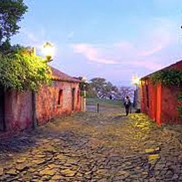Day Trip to Colonia, Uruguay