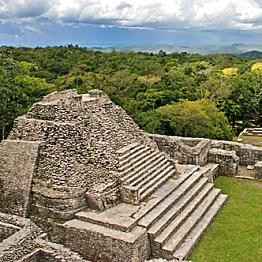 Caracol - Mayan Ruins